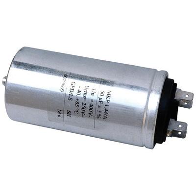 KEMET 75μF Polypropylene Capacitor PP 330 V ac, 600 V dc ±5% Tolerance Screw Mount C44A Series