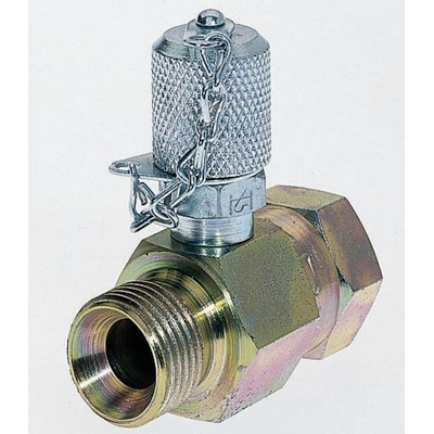 Hydrotechnik Inline Hydraulic Test Point G 1/2 Male and G 1/2 Female, SNA03