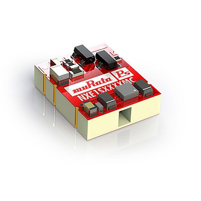 Murata Power Solutions NXE1 1W Isolated DC-DC Converter Surface Mount, Voltage in 2.97 → 3.63 V dc, Voltage out