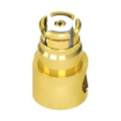 Samtec 50Ω Straight Cable Mount SMP Connector, jack, Flexible