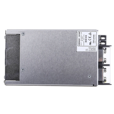 TDK-Lambda, 648W Embedded Switch Mode Power Supply SMPS, 24V dc, Enclosed