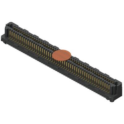 Samtec, Razor Beam LSEM, 100 Way, 2 Row, Straight PCB Header