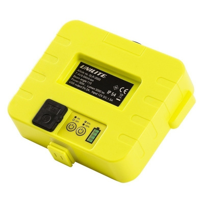 Rechargeable Li-Ion Torch Battery for SLR-3000 Rechargeable Site Light, 6.6Ah Capacity