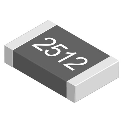 KOA 100Ω, 2512 (6432M) Thick Film SMD Resistor ±1% 1W - RK73HW3ATTE1000F