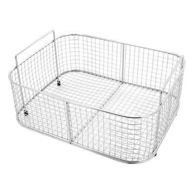 RS PRO Ultrasonic Cleaner Basket for 9L Ultrasonic Cleaning Tank
