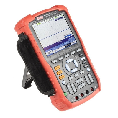 RS PRO RSHS806 Handheld Oscilloscope, 60MHz, 2 Channels