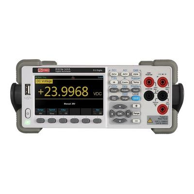RS PRO RSDM3055A Bench Digital Multimeter