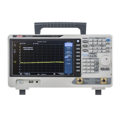 RS PRO RSSA3021X Desktop Spectrum Analyser, 9 kHz → 2.1GHz
