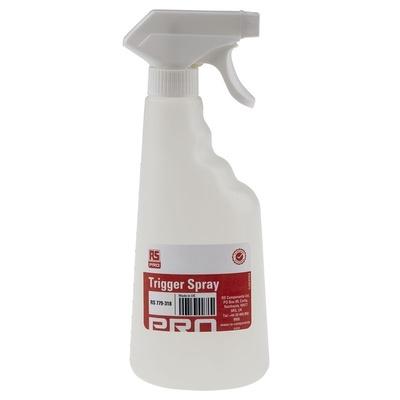 RS PRO Trigger Spray Pump Dispenser, 600ml Capacity