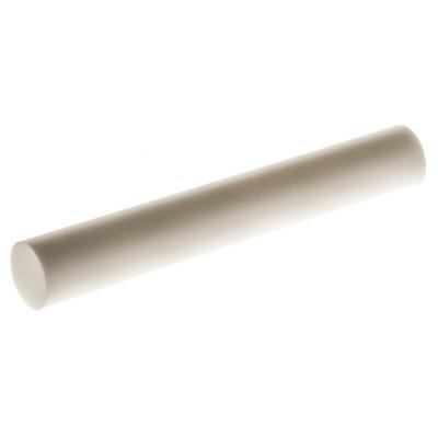 Machinable Glass Ceramic Rod, 100mm x 15mm diameter