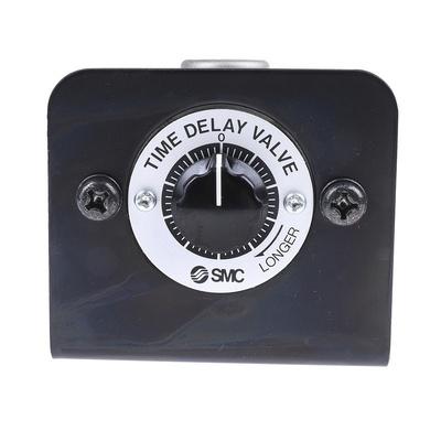 SMC 0.1 → 1Mpa 0.5 → 60s Time Delay Valve, -5 → +60°C